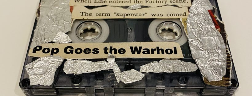 Pop Goes the Warhol mixtape