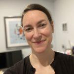 photo of author sarah